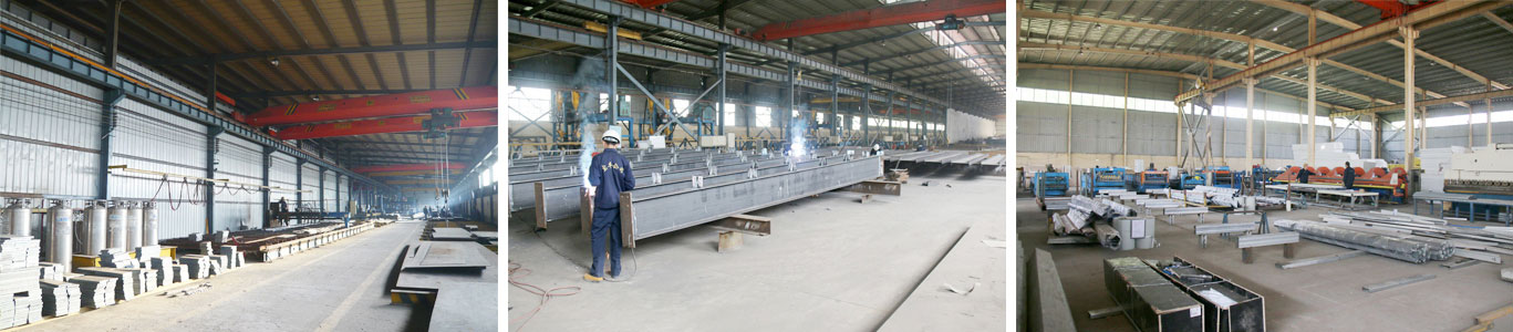 Baofeng steel structure company